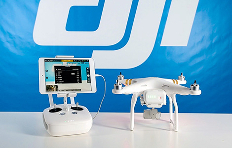 DJI - Phantom 3 Tutorial - Updating The Firmware